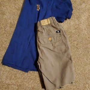 Lucky Brand boy shorts size 7